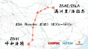 [2020-11-28] Domestic Event: Hohhot – Manzhouli / Hailar